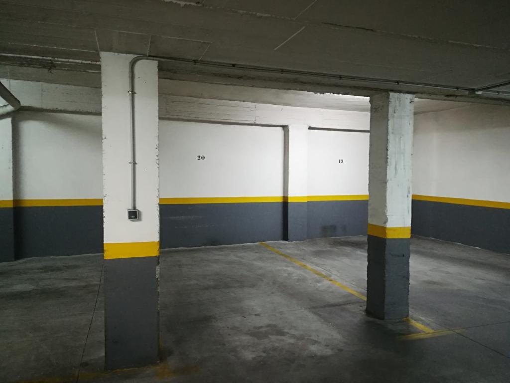Garaje en zona paseo zorrilla - Valladolid