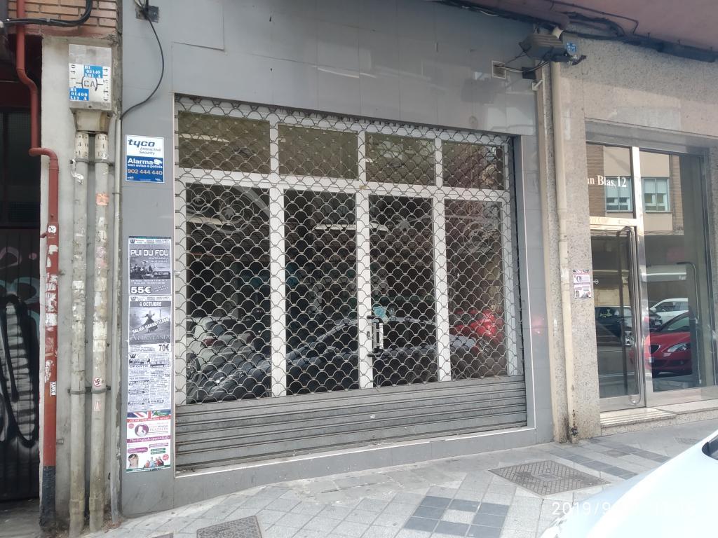 Local en zona centro - Valladolid