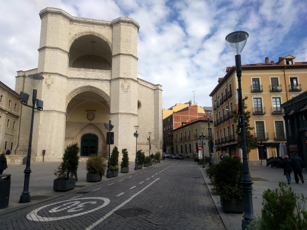 Piso en zona centro - Valladolid