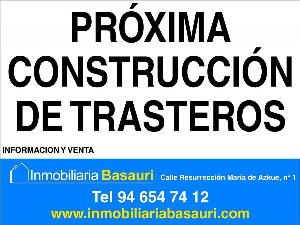 Inmuebles inmobiliaria basauri for Pisos alquiler usansolo